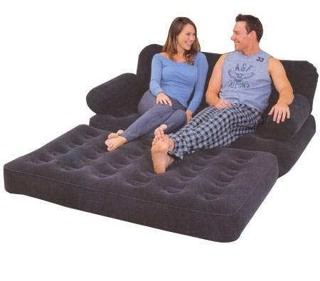 Divano Letto Gonfiabile.Divano Letto Gonfiabile A 2 Piazze